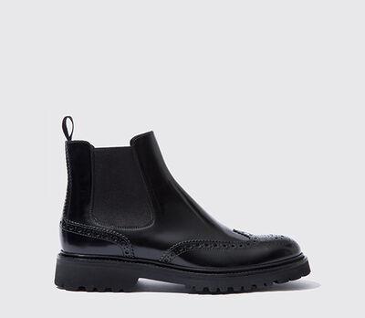 women 39 s chelsea boots scarosso. Black Bedroom Furniture Sets. Home Design Ideas