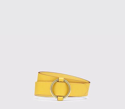 Scarosso Saddle Yellow