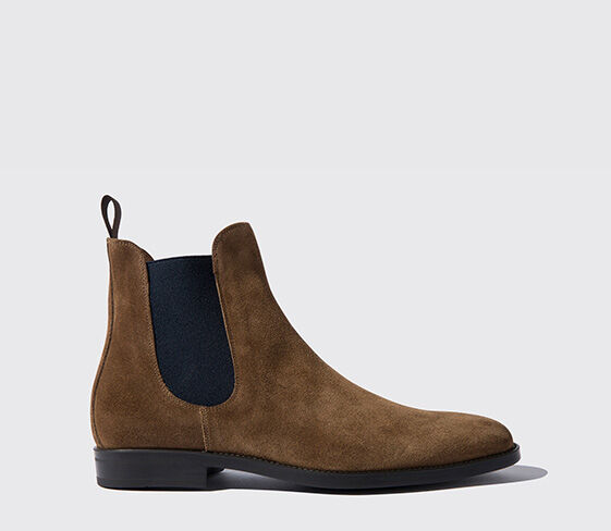 men 39 s chelsea boots shoes made in italy scarosso. Black Bedroom Furniture Sets. Home Design Ideas