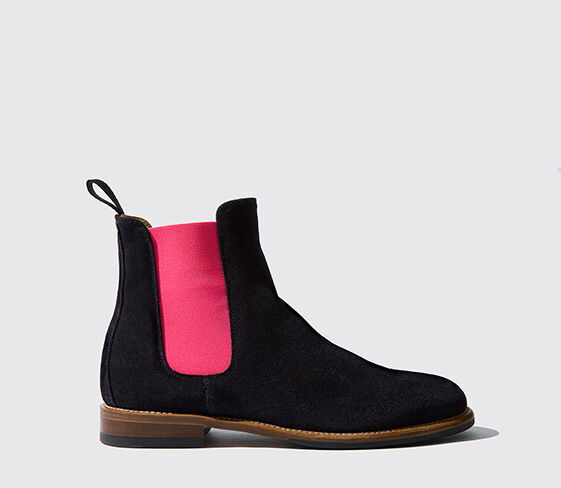 cheap for discount 012cf 54db7 Italienische Chelsea Boots Handgefertigt für Damen | Scarosso