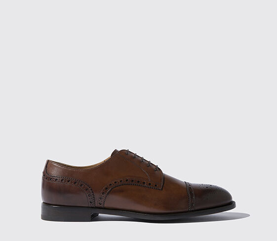 Scarosso Walton Chestnut Light
