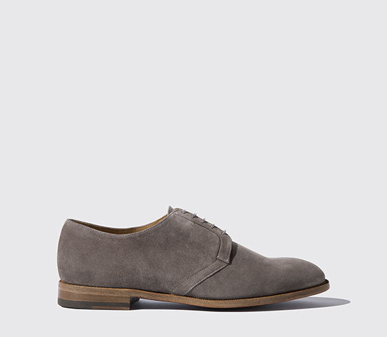 Nash Grey Suede Light