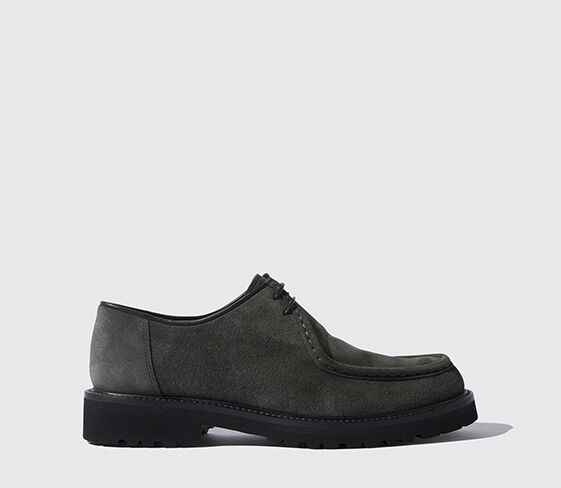 Scarosso Merry Anthracite Suede