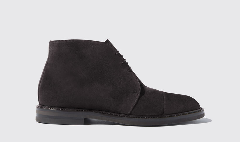 best loved 60e30 a567d Braune Stiefel für Herren - Benton | Scarosso