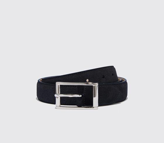 Scarosso Cintura Blu Casual
