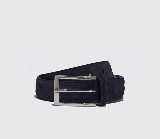 Scarosso Cintura Blu  Classica