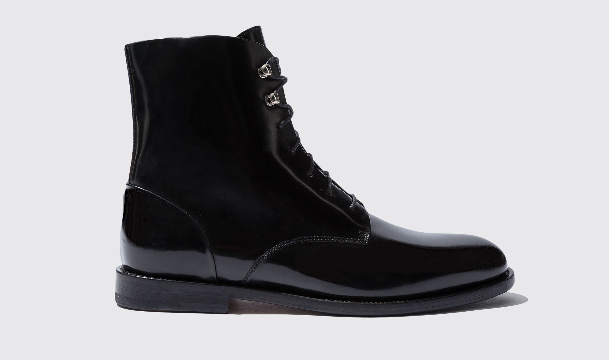 Scarosso Women's Black Nera Boots Eva Laced n7wHBaqf8