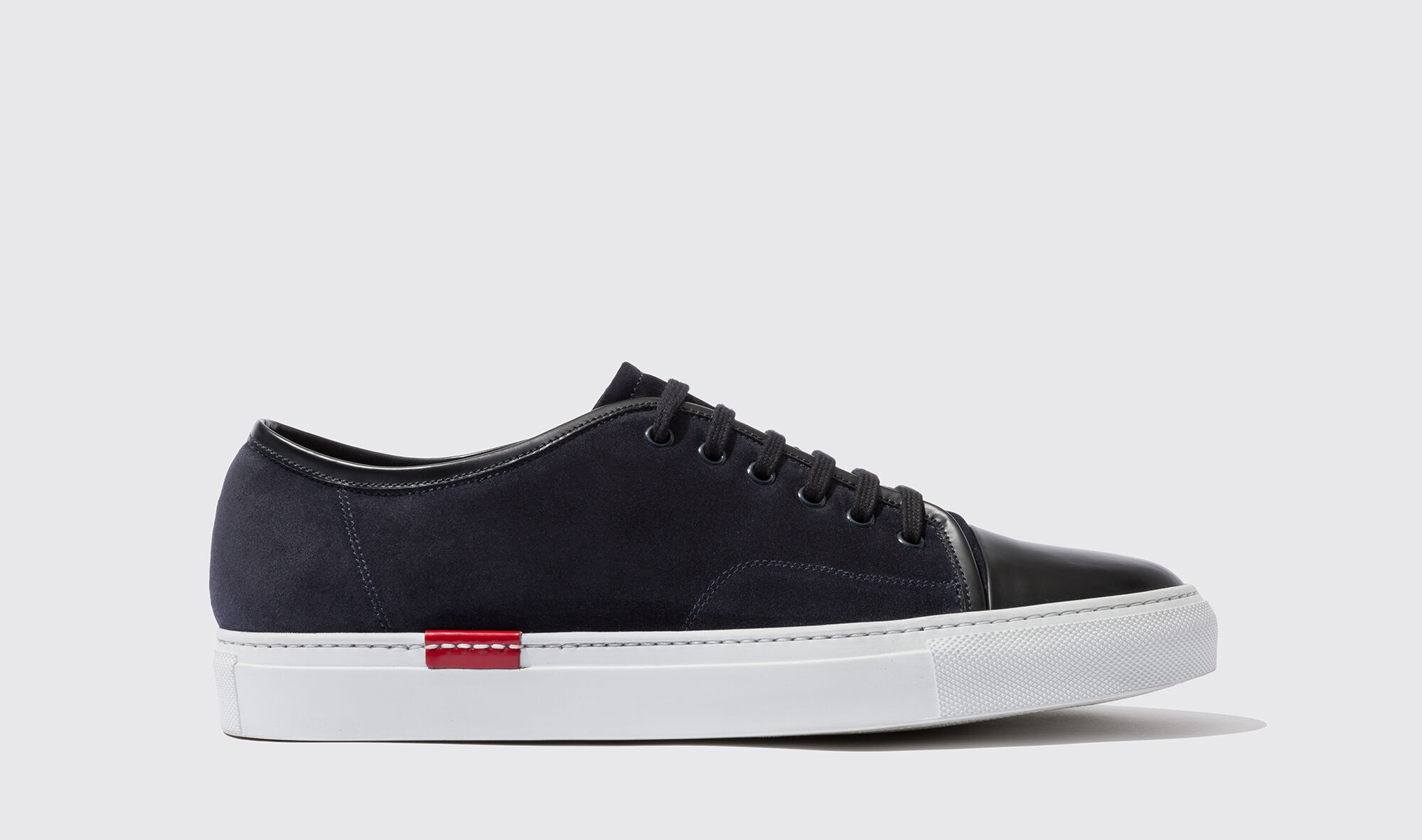 Abisso Men's Dark Blue Sneakers Scarosso Oscar w7wIRZYfqS