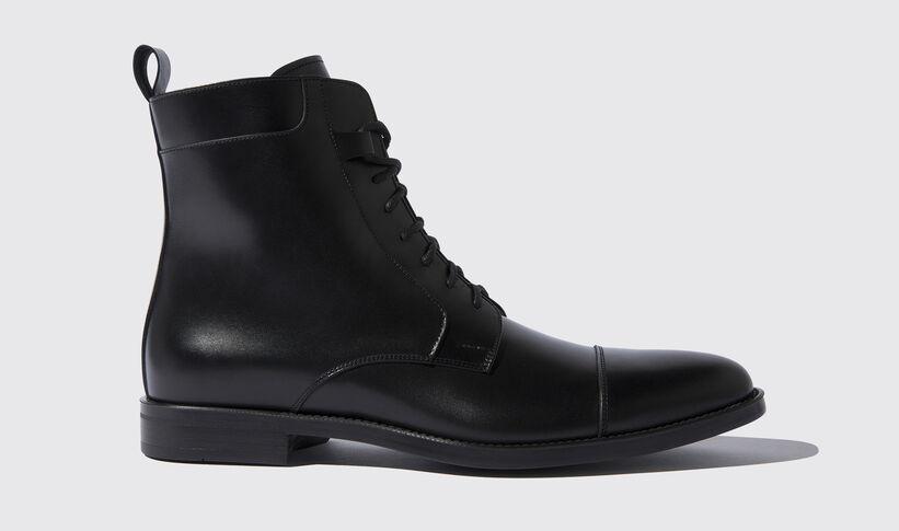 pretty nice a6852 85682 Men's Black Boots - Dante | Scarosso