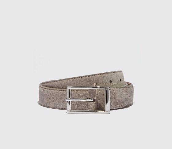 Scarosso Cintura Grigia Casual
