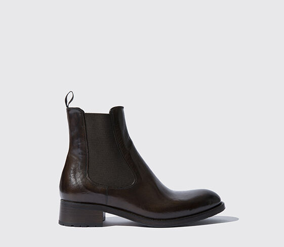 Scarosso Chelsea Boots Bruna Taupe Outlet Shopping Online 6SizaN