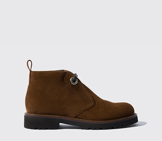 Scarosso Willow Cigar Suede