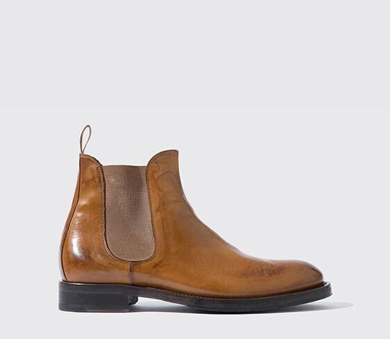 ff820ced5 Bottines Chelsea pour Homme - Chaussures Italiennes | Scarosso