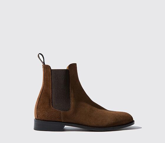 cheap for discount 8ac3f b5d04 Italienische Chelsea Boots Handgefertigt für Damen | Scarosso