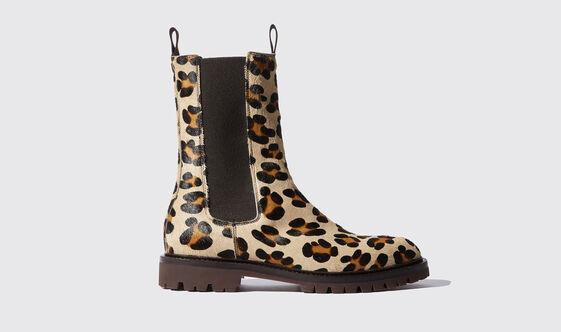 Scarosso Wooster Leopard