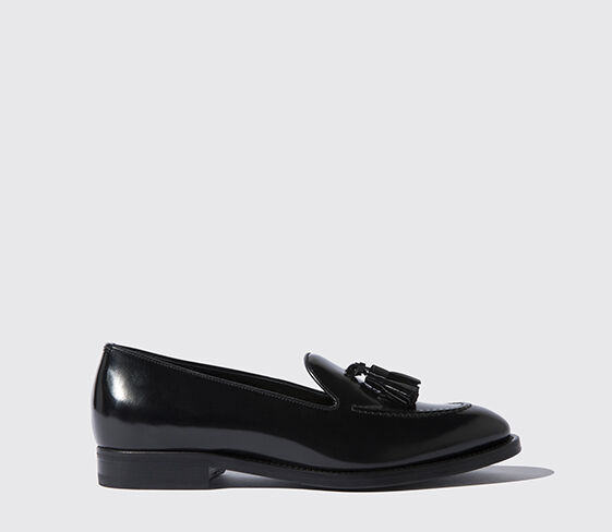Scarosso Sienna Black Bright