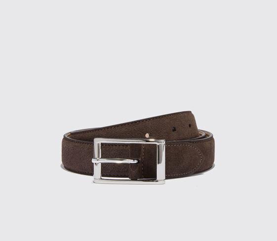 Scarosso Cintura Testa di Moro Casual