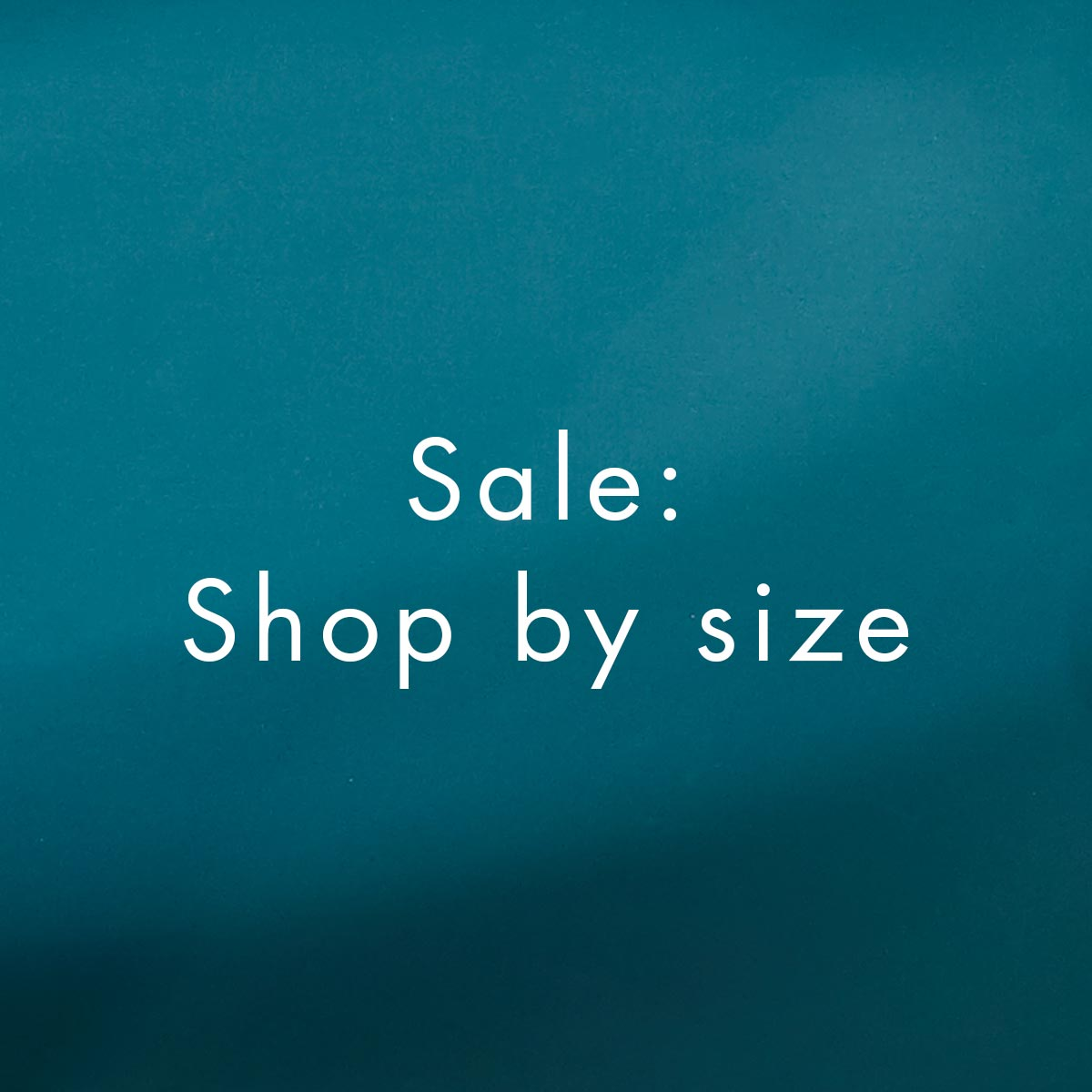 Sale Shop By Size