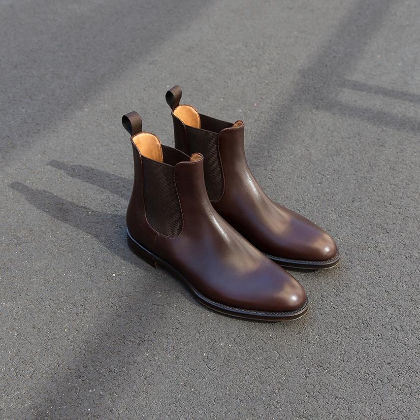 Chelsea Boots Scarosso Herren