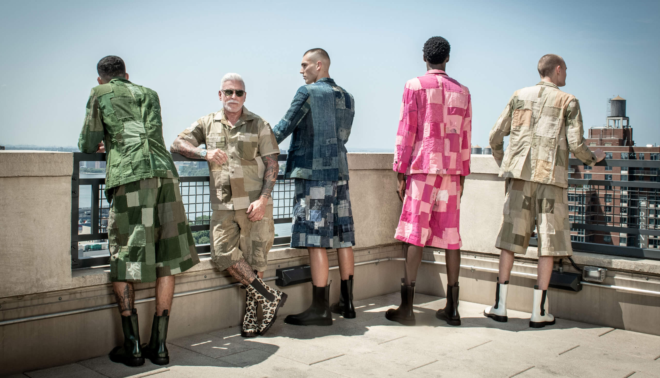 Nick Wooster x Scarosso