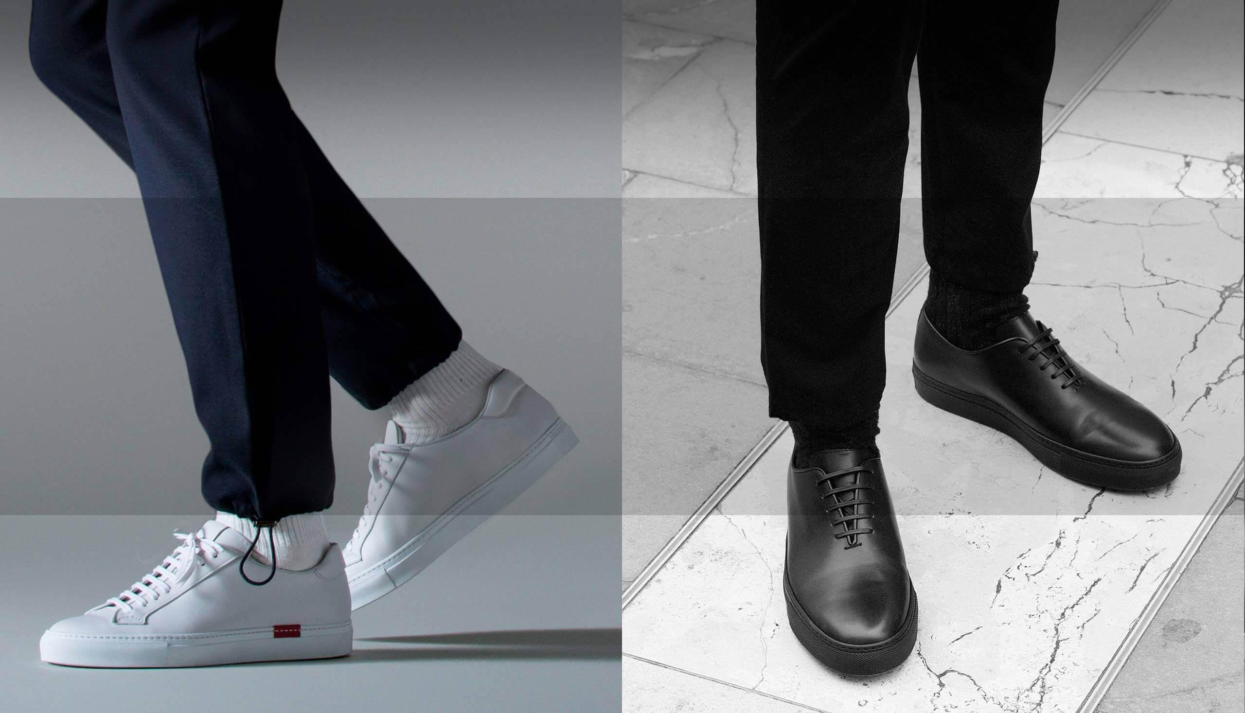 Sneakers vs Comfort
